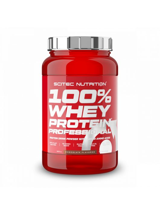 Scitec Nutrition 100% Whey Protein Professional, 920g