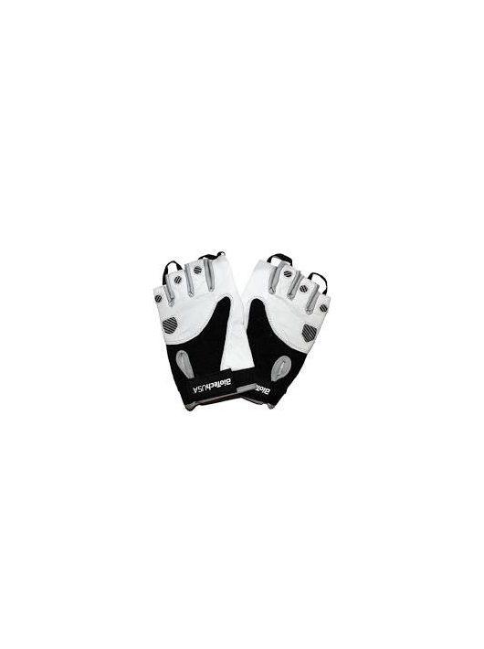 BioTechUSA Texas - fekete fehér kesztyű