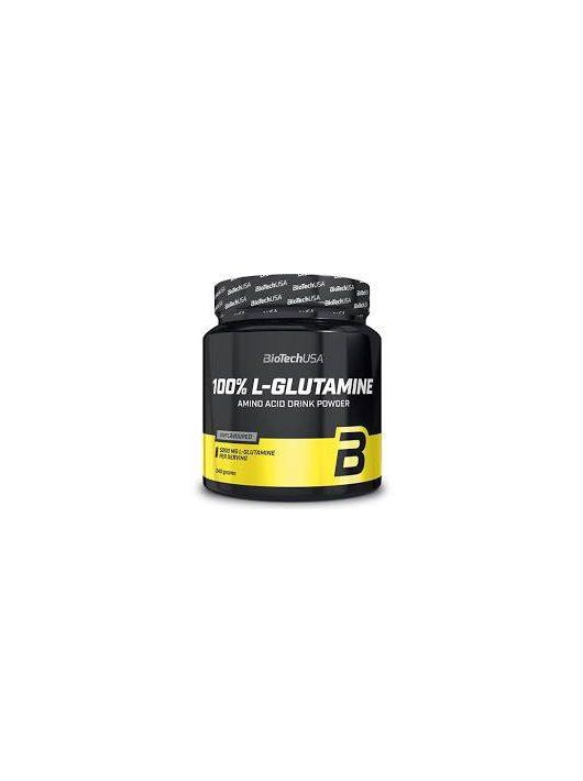 BioTechUsa 100% L - Glutamine 240 g