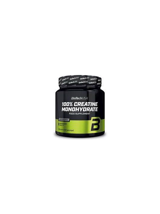 BioTechUsa 100% Micronized Creatine Monohydrate 500 g