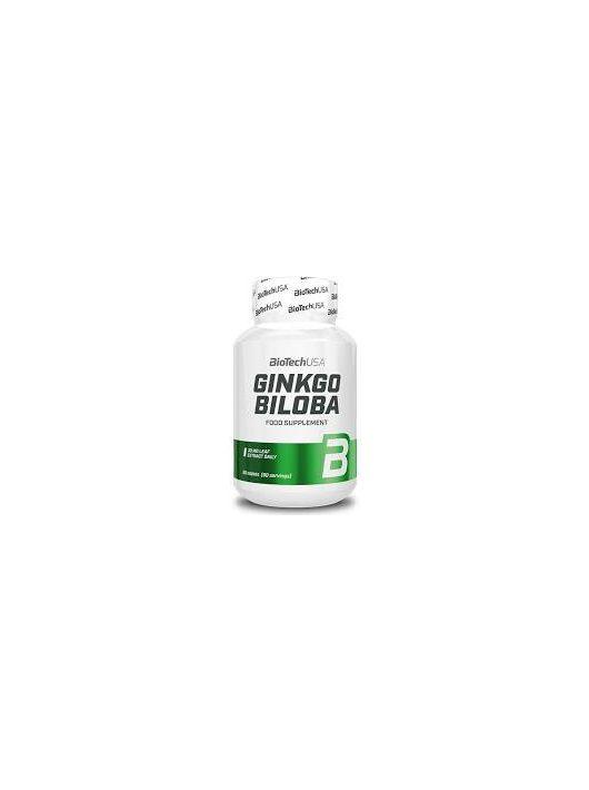BioTechUsa Ginkgo Biloba 90 tabletta
