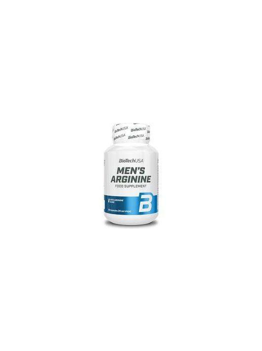BioTechUsa Men's Arginine 90 kapszula