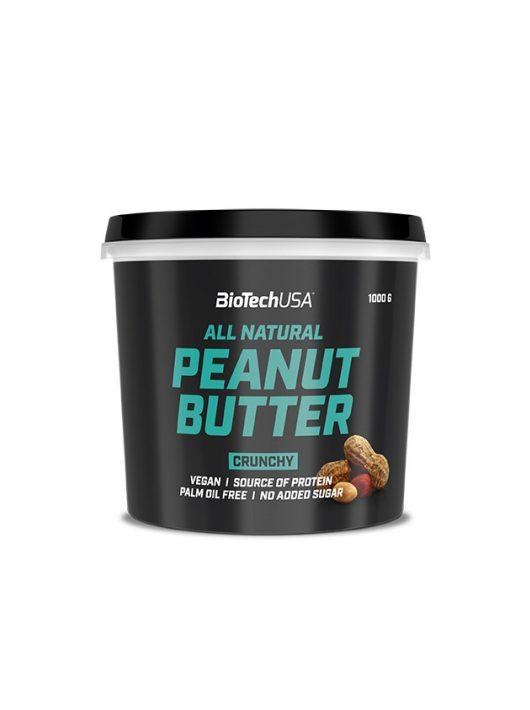 BioTechUsa Peanut Butter mogyoróvaj 1000 g