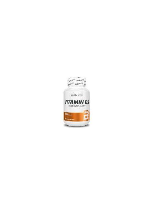 BioTechUsa Vitamin D3 60 tabletta