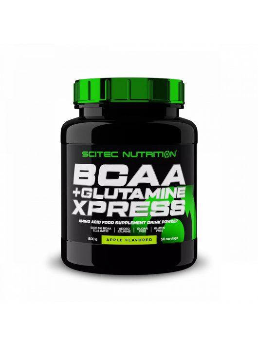 Scitec Nutrition BCAA + Glutamine Xpress, 600g