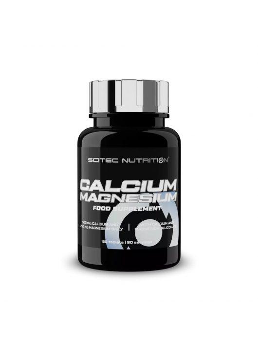 Scitec Nutrition Calcium-Magnesium 90 tabletta