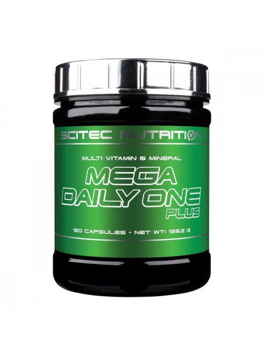 Scitec Nutrition Mega Daily One Plus 120 kapszula