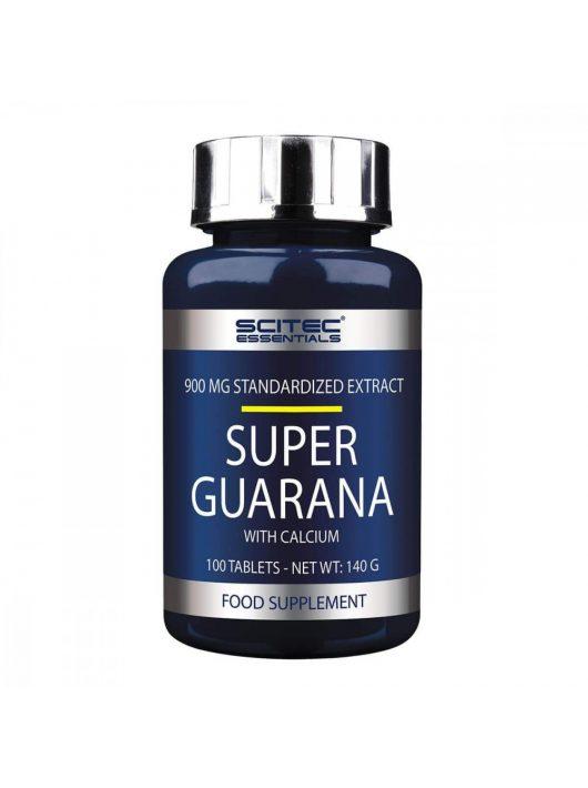 Scitec Nutrition Super Guarana 100 tabletta