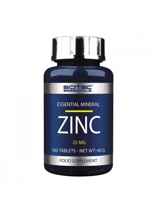 Scitec Nutrition Zinc (25 mg) 100 tabletta
